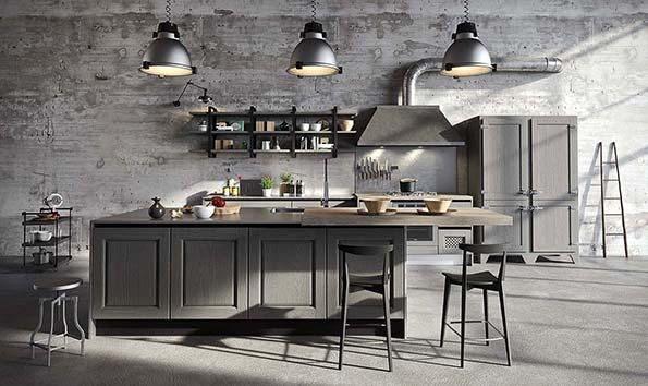 ARAN Cucine Narbonne - Modèle Bellagio