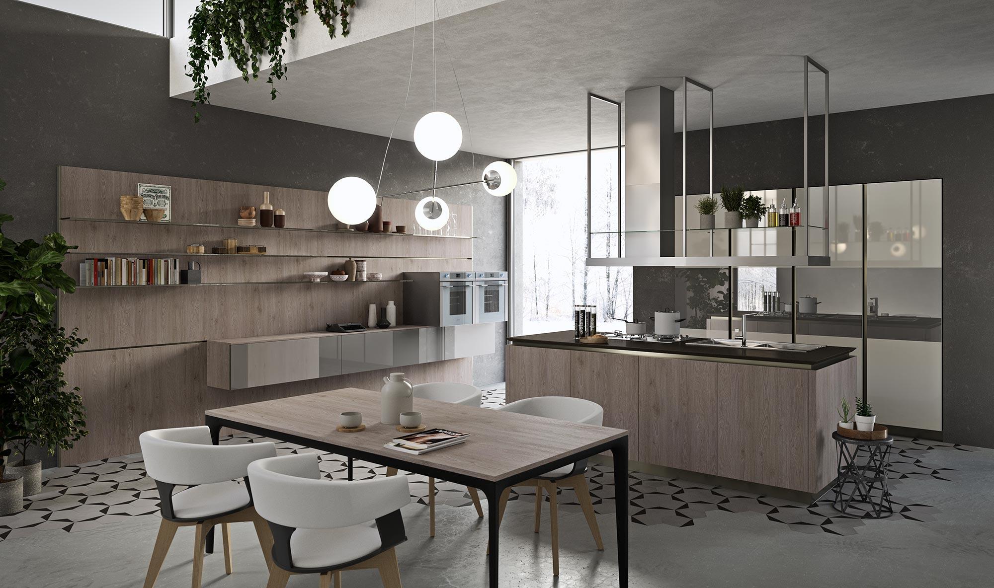 Aran Cucine Cuisines Italiennes Modernes Et Sur Mesure A